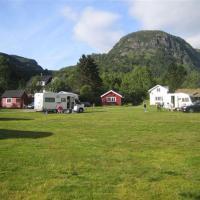 Seim Camping - Røldal, hotel in Røldal
