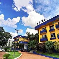 Praia Sol Hotel, hôtel à Santa Terezinha de Itaipu
