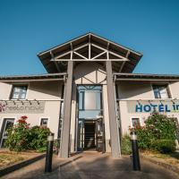 Hotel Inn Design Sedan, hotel in Sedan