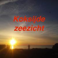 Appartement voor 6 personen in Koksijde met zeezicht, отель в городе Коксейде