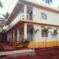Nomad Residency, hotel in Arambol