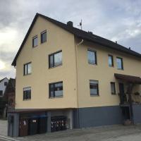 Gabis Zimmervermietung, отель в городе Цусмарсхаузен