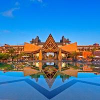 Lopesan Baobab Resort, hotel en Meloneras