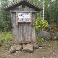 Lomakoti Tuulensuoja, hotel in Kärväsjärvi