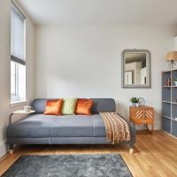 Stylish studio flat in Kings Cross