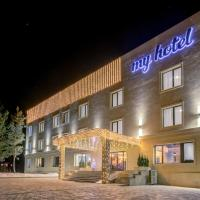 My hotel Karakol