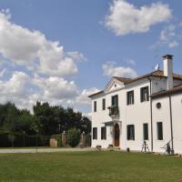 Agriturismo Villa Greggio, отель в городе Casalserugo