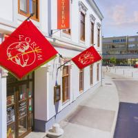 Forum Hotel, hotel in Szombathely