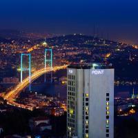 Point Hotel Barbaros, hótel í Istanbúl