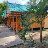 Koh Mook Happy Time Bungalow, hotel in Ko Mook