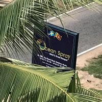 Hotel Oceanspray, hotel in Kalutara