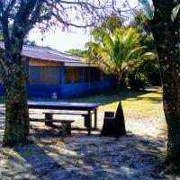 pousada recanto Ararapira, hotel em Guaraqueçaba