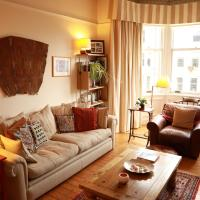 1-2 bedroom large flat in south Edinburgh