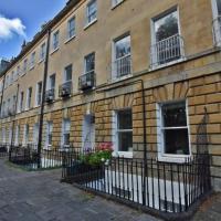 Modern, stylish apartment in central Bath