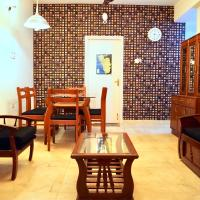 2 Bedroom Apartment in Baga with Pool, Casa Stay