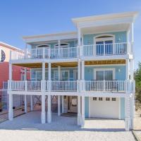 Lucky Old Sun: Sunset Beach Retreat w/ Heated Pool home