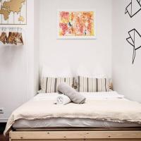 FULL HOUSE Studios - KarLi Apartment - Balkon, NETFLIX, WiFi inkl