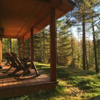The Ridge At Glacier - Luxury Cabins