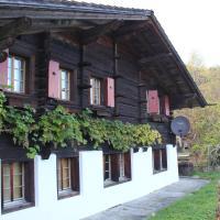 Chalet Bergwelt, отель в городе Фрутиген