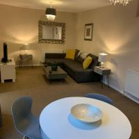 Market Hill Apartments, hotel in Royston