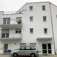 Modern Apartment with a balcony in Büsingen am Hochrhein