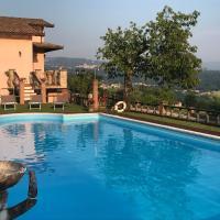 Casavacanze Prato del sole, hotell i Gallicano