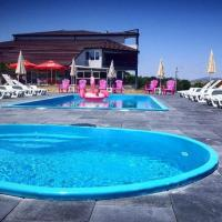 Moderna Apartments Spa and Restaurant, hotel em Demir Kapija