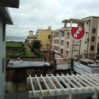 Bobby Seaview Apartment., hotel in Puri