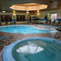 Canway Inn & Suites, hotel em Dauphin