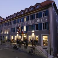 Fleur de Lis, hotel in Le Locle