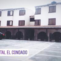 HOSTAL EL CONDADO, hotel in Chincha Alta