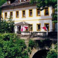 Landgasthof Klippermühle, отель в городе Тарандт