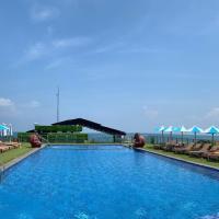 Sulis Beach Hotel & Spa, hotell i Kuta