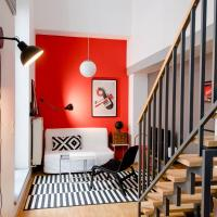 LE-Style! NEU Top-Galerie-Studio Bauhaus-Stil