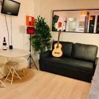 cosy studio montmartre