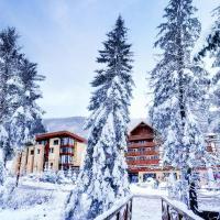 Wellness Hotel Chopok, hotel v Demänovskej Doline