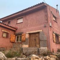 Casa Las Peñas, hotel in El Vallecillo