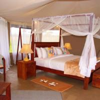 Sueños de Africa Safari, hotel in Serengeti