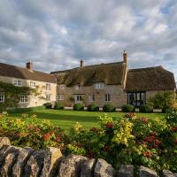Middle Farm House, hotel in Shepton Mallet