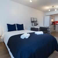 Studio apartment in Stoke-on-Trent city center