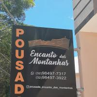 Encanto das Montanhas, hotel in Alto Caparao