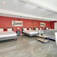 NEW! Smartly furnished home 7 min to Caltrain, hotel in San Carlos
