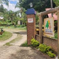 Recanto dos Carvalhos - Pousada Camping, hotel em São Lourenço