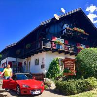 Landhaus Bergheimat, Hotel in Burgberg im Allgäu