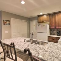 Condo with Screened Porch on Lake of the Ozarks!, hotel in Camdenton