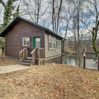 Cozy Heber Springs Cabin with Deck and Dock!