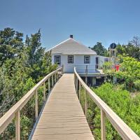 Cape Charles Cottage - On Private Island!, hotel in Kiptopeke