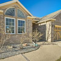 Colorado Springs Home with Yard and Pikes Peak View