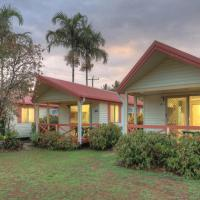 Flying Fish Point Tourist Park, hotel in Innisfail
