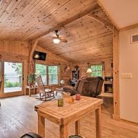 Cozy Amish Country Cabin on Shipshewana Lake!